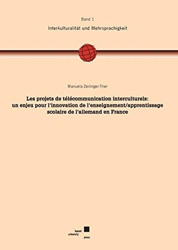 Les projets de télécommunication interculturels: un enjeu pour l'innovation de l...