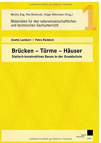 9783899582598: Lambert, A: Brücken - Türme - Häuser
