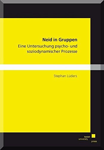 Neid in Gruppen: Stephan L�ders
