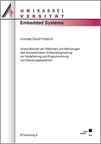 Anwendbarkeit von Methoden und Werkzeugen des konventionellen Softwareengineering zur Modellierung ...