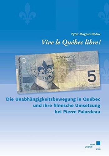 9783899588309: Vive le Québec libre!