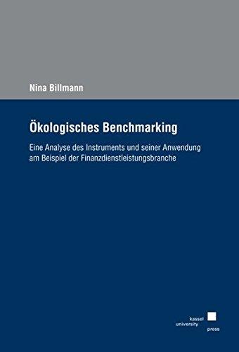 Ökologisches Benchmarking: Nina Billmann