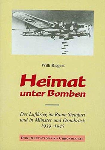 der II Weltkrieg in den Verbandsgemeinden Spei Heimat unter Bomben und Terror