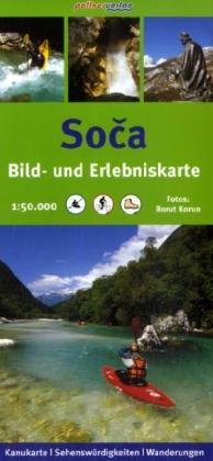 9783899610949: Soca Kanu und Tourismus. Kanuführer