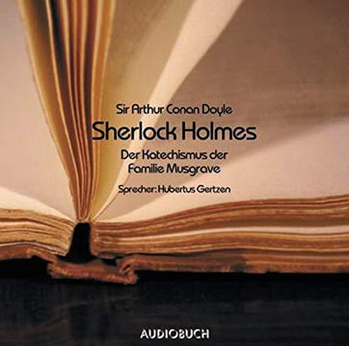 9783899640113: Sherlock Holmes. Der Katechismus der Familie Musgrave. CD.
