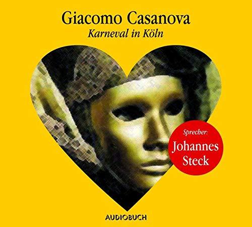 Karneval in Köln: Giacomo Casanova