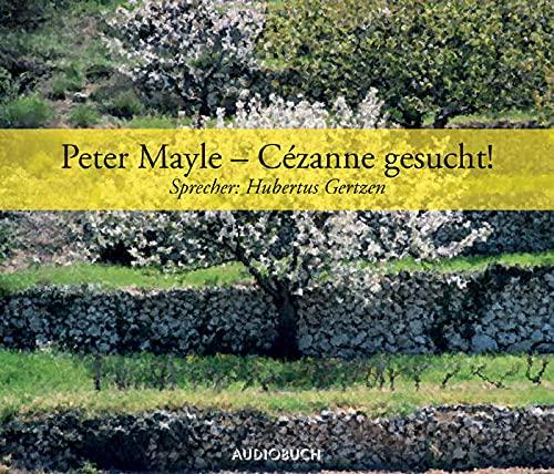 9783899641240: Cezanne gesucht / 6 CDs . Lesung