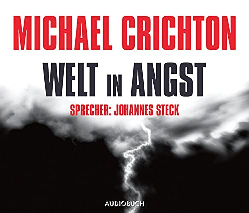 Welt in Angst. Hörbuch, 6 CD's