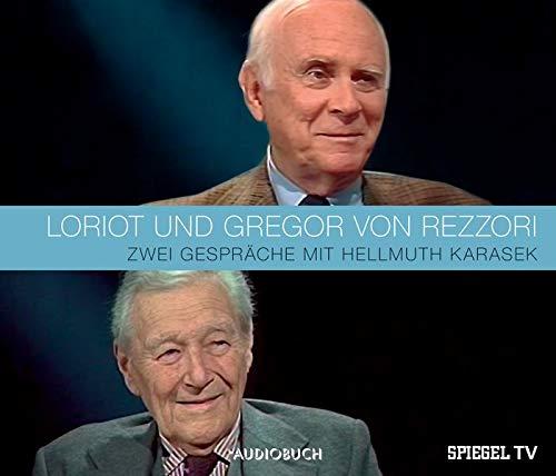9783899641646: Loriot und Gregor Von Rezzori
