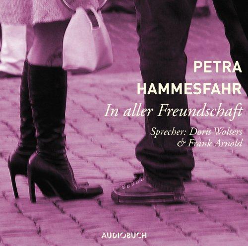 9783899641714: In aller Freundschaft. CD Lesung mit drei Erzählungen