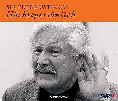 Höchstpersönlich. 2 CDs: Ustinov, Peter