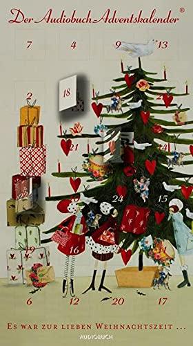 9783899642933: Es war zur lieben Weihnachtszeit...: Der Audiobuch-Adventskalender