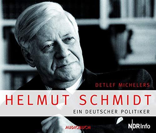 9783899643176: Helmut Schmidt: Ein deutscher Politiker