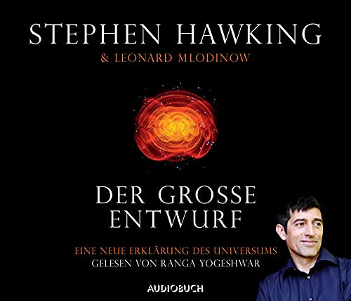 Der große Entwurf: Eine neue Erklärung des Universums - Stephen Hawking,Leonard Mlodinow