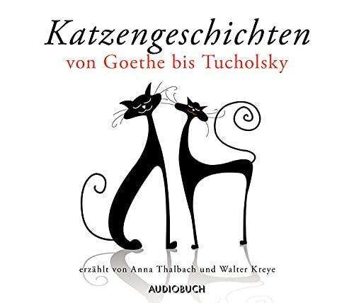 9783899644234: Katzengeschichten von Goethe bis Tucholsky