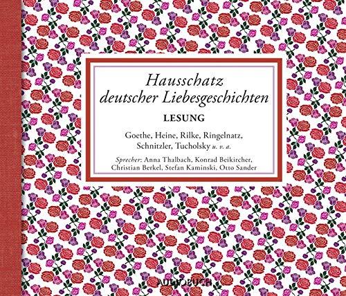 Hausschatz deutscher Liebesgeschichten: Eva Mattes, Anna