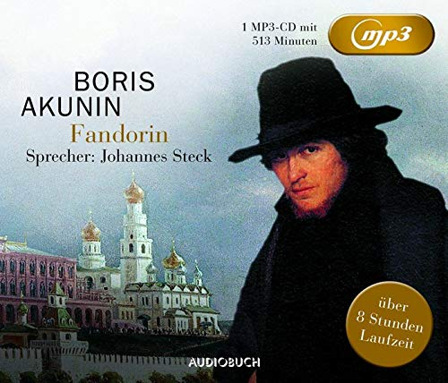 9783899647556: Fandorin