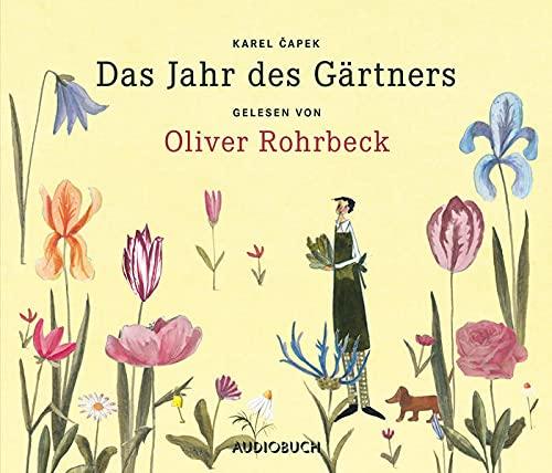 9783899647587: Das Jahr des Gärtners, 3 Audio-CDs