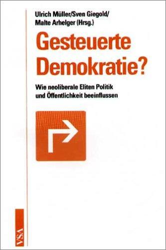 9783899651003: Gesteuerte Demokratie?