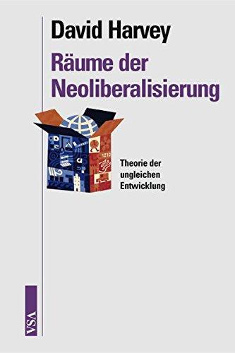 9783899652307: Räume der Neoliberalisierung