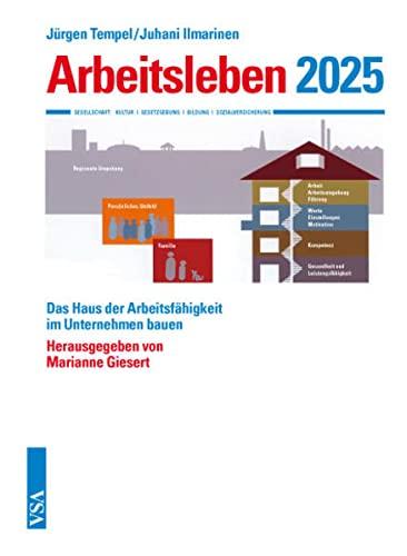 9783899654646: Arbeitsleben 2025: Das Haus der Arbeitsfähigkeit im Unternehmen bauen