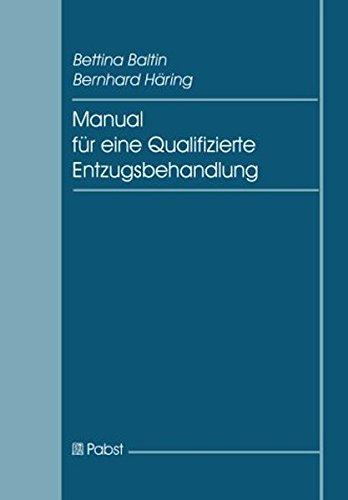 9783899670288: Manual für eine Qualifizierte Entzugsbehandlung