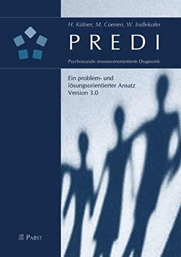 PREDI - Psychosoziale ressourcenorientierte Diagnostik: Heinrich K�fner