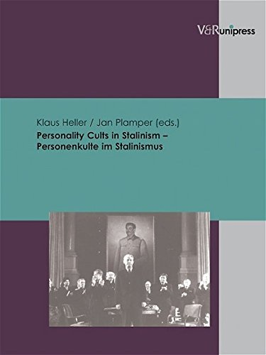 9783899711912: Personality Cults in Stalinism - Personenkulte im Stalinismus