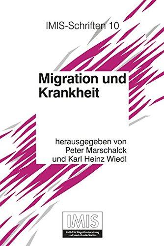 9783899712124: Migration und Krankheit (SCHRIFTEN D.INSTITUTS F.MIGRATIONSFORSCHUNG U.INTERKULTURELLE STUDIEN)
