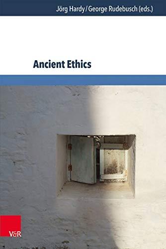 9783899716290: Foundations of Ancient Ethics / Grundlagen Der Antiken Ethik
