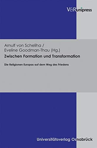 Zwischen Formation und Transformation: Arnulf von Scheliha