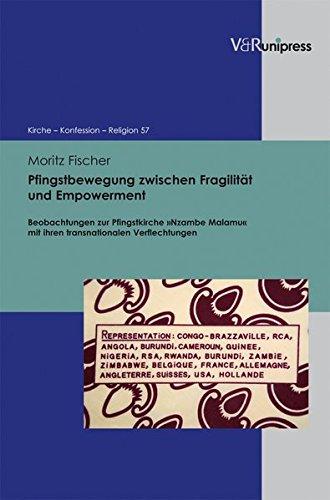 Pfingstbewegung zwischen Fragilität und Empowerment: Moritz Fischer