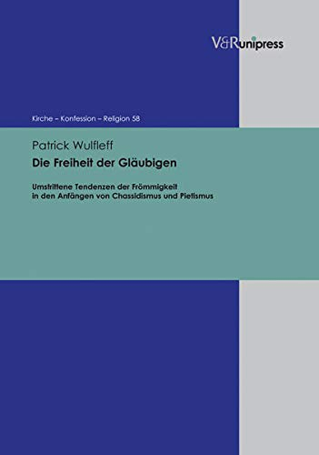 Die Freiheit der Gläubigen: Patrick Wulfleff