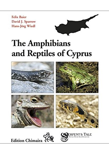 9783899734768: Amphibians and Reptiles of Cyprus