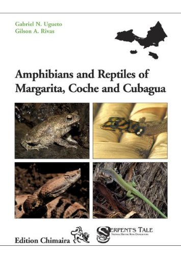 9783899734799: Amphibians and Reptiles of Margarita, Coche and Cubagua