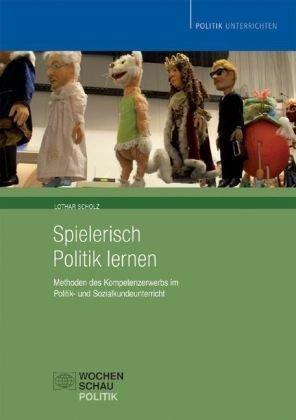 Spielerisch Politik lernen: Scholz, Lothar