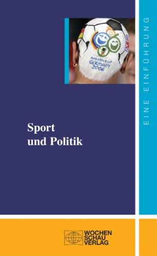 9783899742503: Sport und Politik
