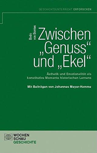 """Zwischen """"Genuss"""" und """"Ekel"""": Bodo von Borries"""