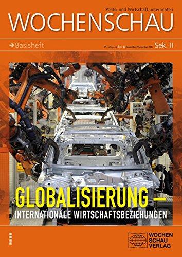 9783899749854: Meyer, C: Globalisierung: Internat. Wirtschaftsbeziehungen