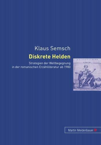 Diskrete Helden: Klaus Semsch