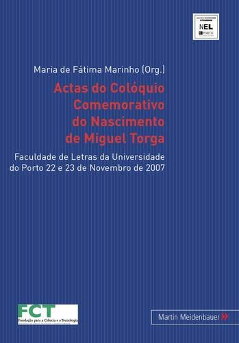 Actas do Colóquio Comemorativo do Nascimento de: de Fátimo Marinho,