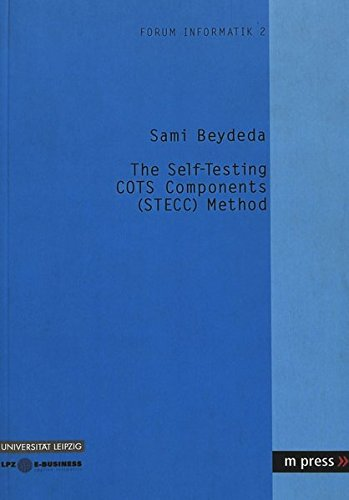 The Self-Testing COTS Components (STECC) Method: Beydeda, Sami