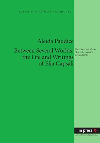 Between Several Worlds: the Life and Writings: Aleida Paudice