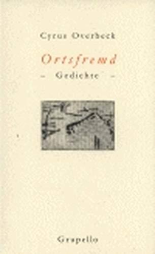 9783899780109: Ortsfremd