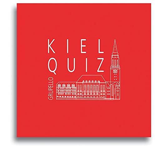 Kiel-Quiz: 100 Fragen und Antworten: Thiemann, Annegret