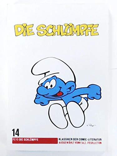 9783899810998: Die Schlümpfe. Klassiker der Comic Literatur Band 14