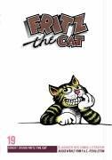 9783899811001: Fritz the Cat - F.A.Z. Comic-Klassiker, Band 19