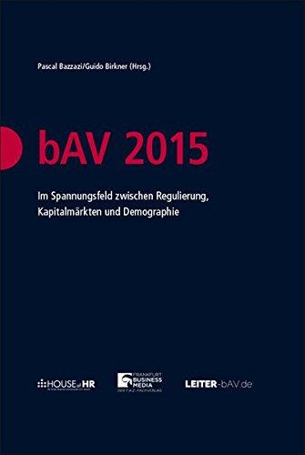 9783899813265: bAV 2015