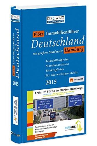 Plötz Immobilienführer Deutschland 2015/inkl. App