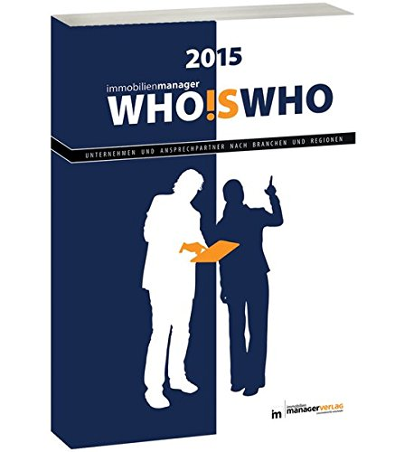 immobilienmanager Who is Who 2015